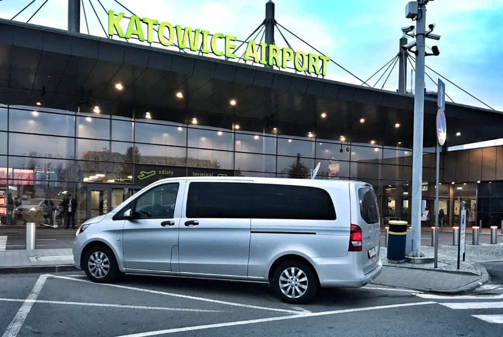 Minivan Private Katowice Airport transfer Krakow Zakopane Krakow Excursion Krakowexcursion.com