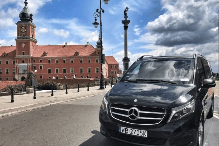 Private Transfers Poland Warsaw Krakow krakowexcursion.com