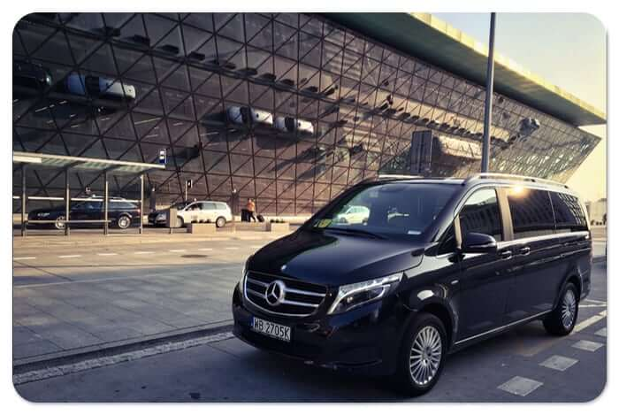 Krakow Airport Transfer private VIP chauffeur Krakow