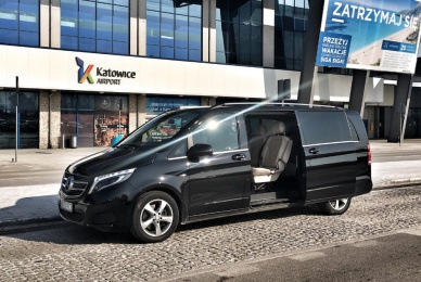 Private Katowice Airport Transfer Poland by Krakowexcursion.com