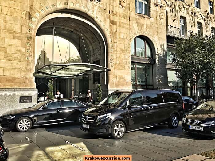 We provide Private Krakow Airport Transfer service in modern vehicles from our fleet - Krakowexcursion.com