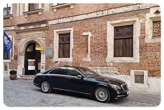 Limousine service Poland Krakow chauffeur hire Krakow excursion Krakowexcursion.com